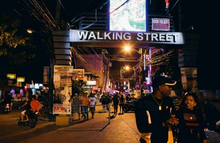 walking street closed